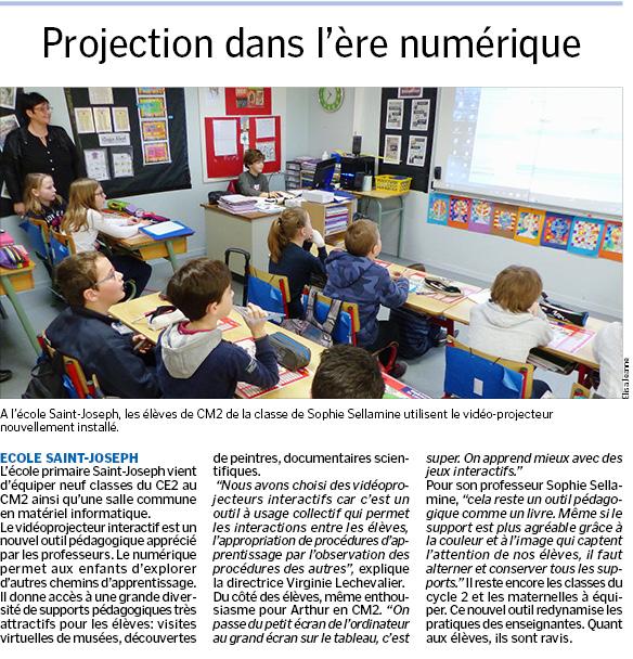 Article numerique