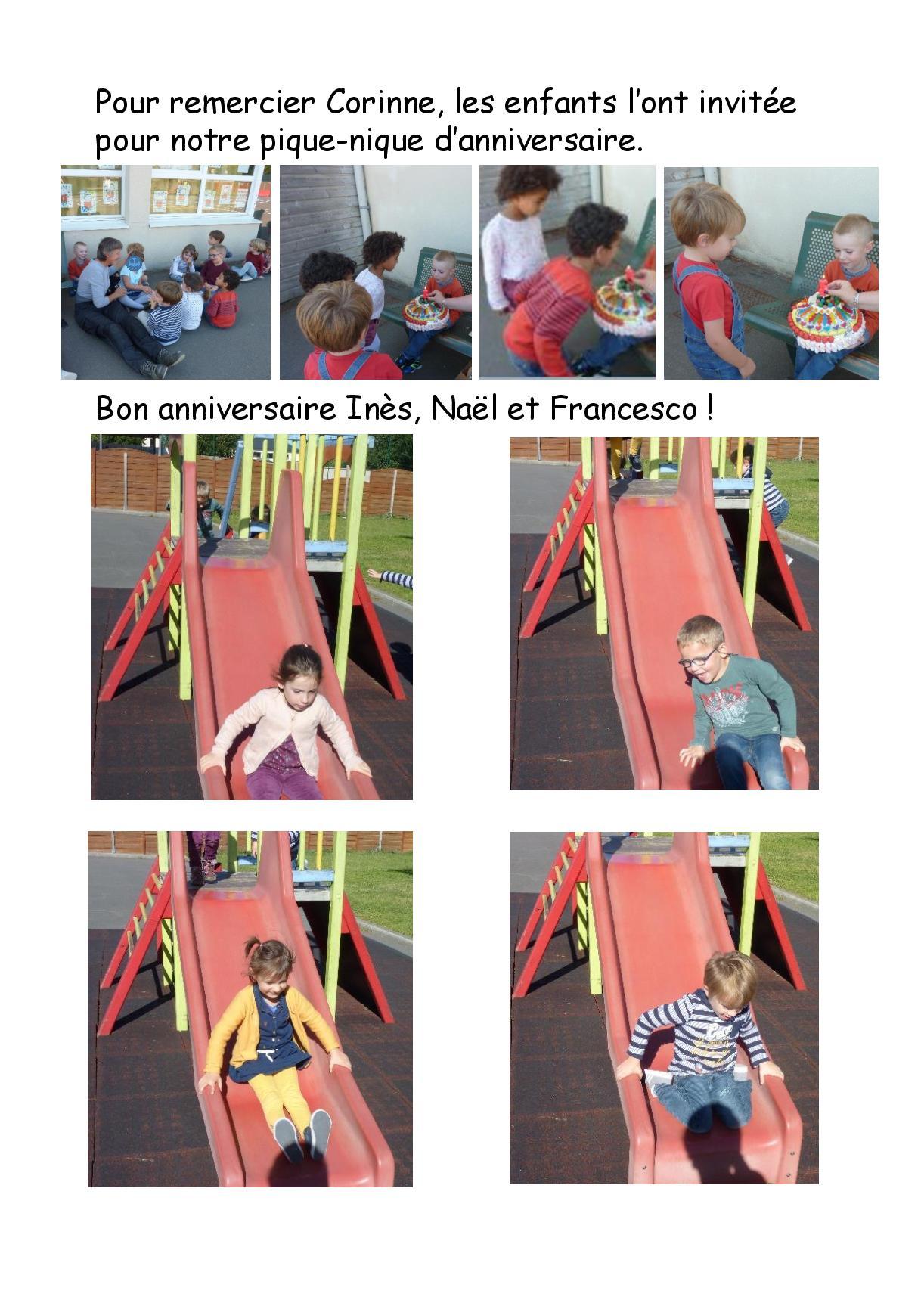 Journal de classe site internet page 31