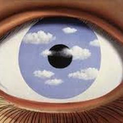 Projet conte maternelles for Magritte le faux miroir